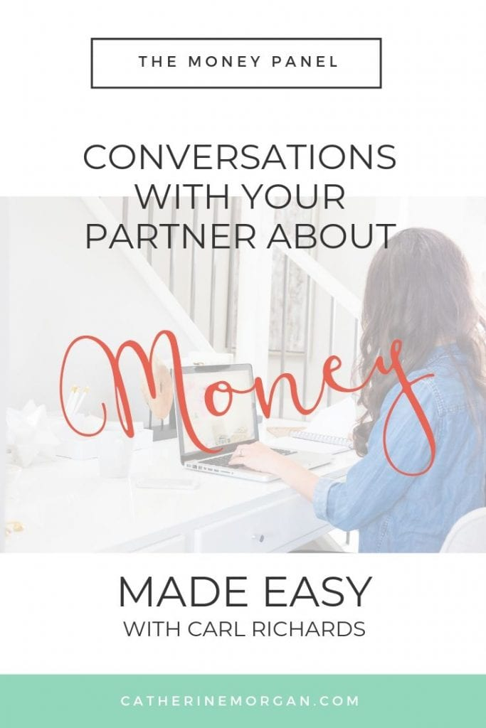 difficult financial conversations made easy with Carl Richards
