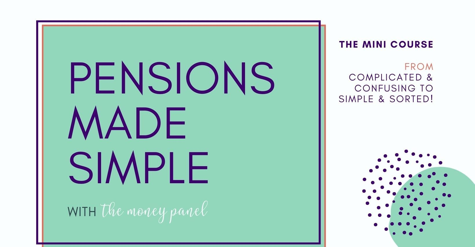Pensions Made Simple